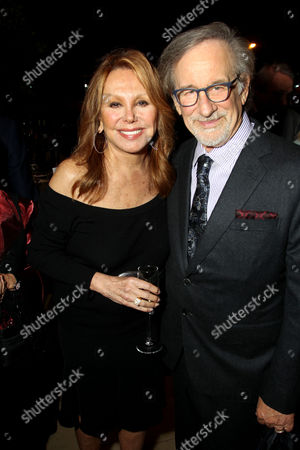 Marlo Thomas, Steven Spielberg