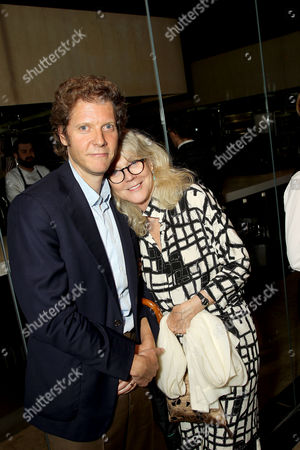 Stock Photo of Jake Paltrow, Blythe Danner