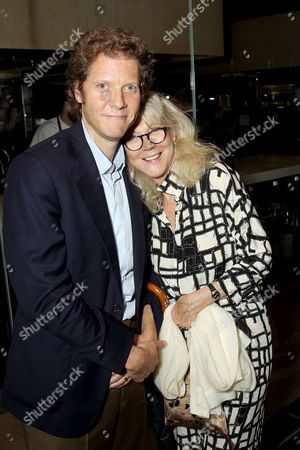 Stock Picture of Jake Paltrow, Blythe Danner