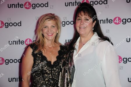 Unite 4:good - The Global Movement for Humanity at Residence of Baronness Von Bismark Red Carpet: Danielle Alexandra - Jen Vernon