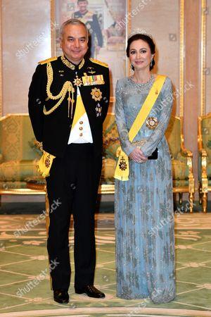 Crown Prince Raja Nazrin Shah of Perak, Crown Princess Tuanku Zara Salim