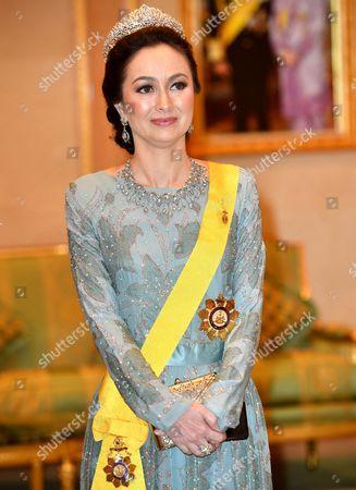 Crown Princess Tuanku Zara Salim