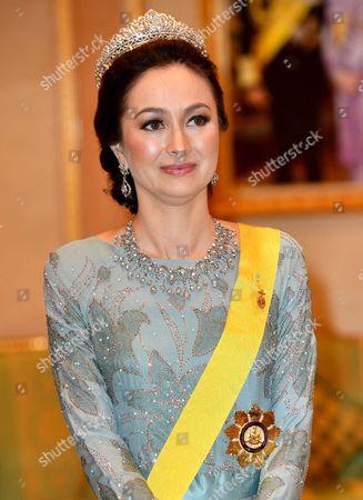 Stock Image of Crown Princess Tuanku Zara Salim