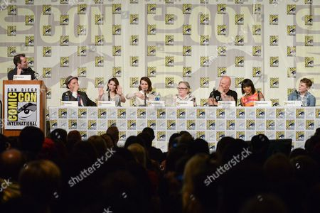 Editorial picture of 2014 Comic-Con -American Horror Story, San Diego, USA