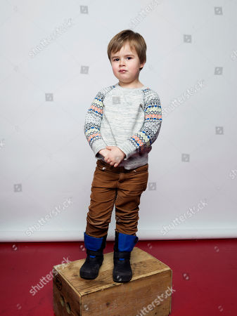 "Stock Photo of Jude Swanberg poses for a portrait to promote the film, ""Digging for Fire"", at the Eddie Bauer Adventure House during the Sundance Film Festival, in Park City, Utah"