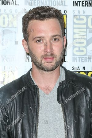 "Eddie Kaye Thomas attends the CBS ""Scorpion"" press line on day 1 of Comic-Con International, in San Diego"