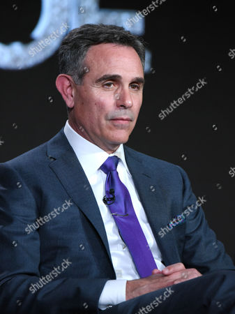 """Stock Photo of Craig Piligian participates in the panel for """"Kocktails with Khloe"""" at the FYI 2016 Winter TCA, in Pasadena, Calif"""