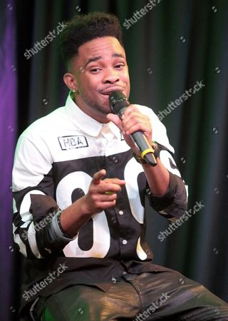 Singer-songwriter Elijah Blake visits the Power 99 Performance Theater, in Philadelphia