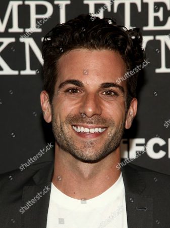 "Actor Frank De Julio attends the premiere of ""Complete Unknown"" at Metrograph, in New York"