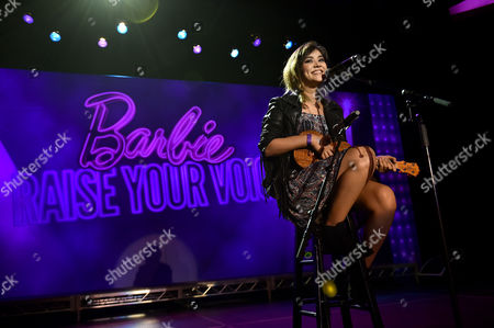 Editorial picture of Barbie Rock 'N Royals Concert Experience, Los Angeles, USA