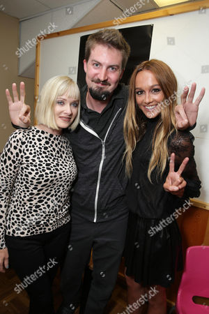 EXCLUSIVE CONTENT - PREMIUM RATES APPLY Barbara Crampton, Director Adam Wingard and Sharni Vinson seen at Lionsgate's Screening and Q&A of 'You're Next' AT 2013 COMIC CON, on Wednesday, July, 17, 2013 in San Diego, Calif