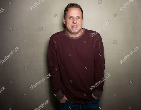 """Actor Richmond Arquette from the film """"This Is Martin Bonner"""" poses for a portrait during the 2013 Sundance Film Festival on in Park City, Utah"""