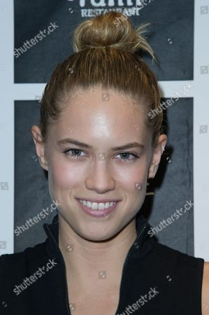Cody Horn attends the 2nd Annual Los Angeles Fatherhood Luncheon held at The Palm Restaurant, in Beverly Hills, Calif