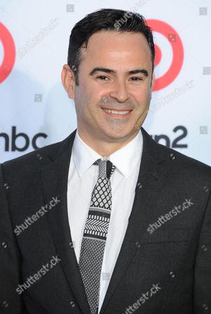 Nelson Ascencio arrives at the 2013 NCLR ALMA Awards at Pasadena Civic Auditorium in Pasadena, CA on