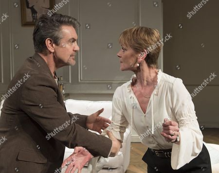 Alexander Hanson as Paul, Samantha Bond as Alice,