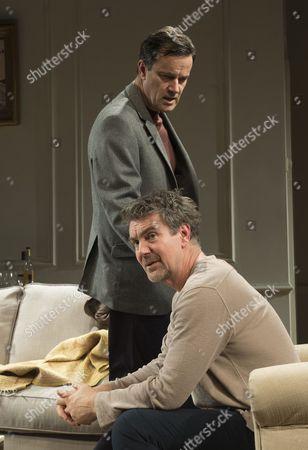 Tony Gardner as Michel, Alexander Hanson as Paul,