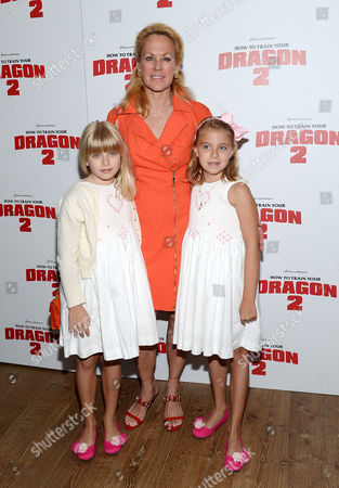 """Editorial photo of NY Special Screening of """"How To Train Your Dragon 2"""", New York, USA"""