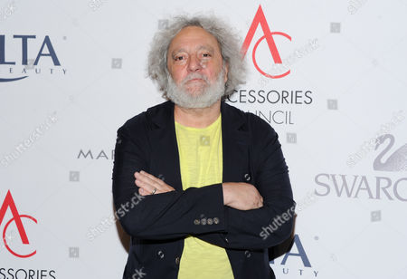 Stock Photo of Handbag designer Carlos Falchi attends the 17th Annual ACE Awards hosted by The Accessories Council at Cipriani 42nd Street on in New York