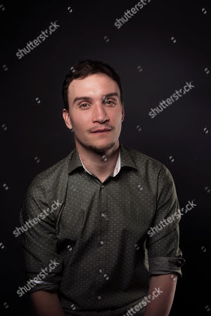"""Canadian actor and star of the BBC America series """"Orphan Black"""" Ari Millen poses for a portrait on in New York"""