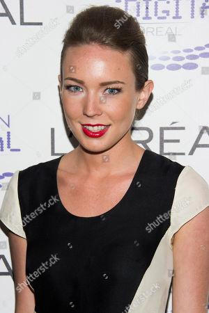 "Stock Image of Kelsey Falter attends the LÃ•OrŽal USA Women in Digital Ã'NEXTÃ"" Generation Awards Ceremony on in New York"