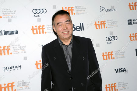Editorial photo of 2012 TIFF Caught In The Web Premiere, Toronto, Canada