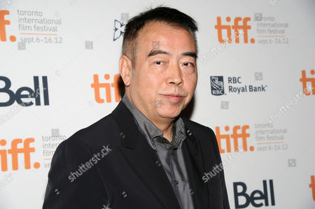 Editorial picture of 2012 TIFF Caught In The Web Premiere, Toronto, Canada