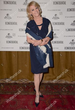 """Elaine Wynn arrives at Los Angeles Confidential Magazine's celebration of the debut of the """"Real Beauties"""" Issue with it's cover star Portia De Rossi at the Palihouse on in Los Angeles"""
