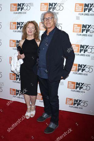 April Gornik and Eric Fischl