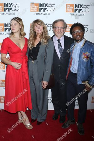 Editorial picture of 'Spielberg' premiere, 55th New York Film Festival, USA - 05 Oct 2017