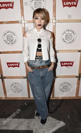 Editorial image of Levi's Trucker 50th Anniversary at Levi's Haus of Strauss, Los Angeles, USA - 05 Oct 2017