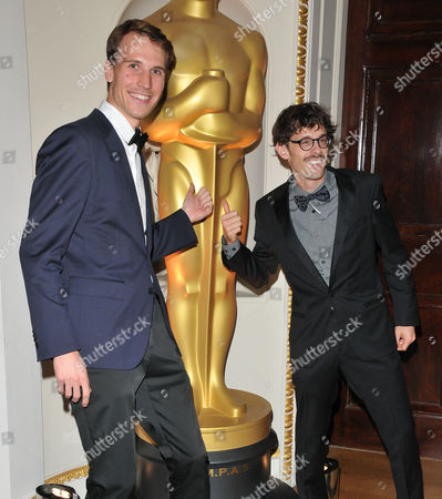 Editorial image of The Academy of Motion Pictures Arts & Sciences new members party, London, UK - 05 Oct 2017
