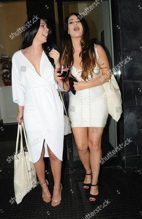 Emma-Jane Woodham and Jessica Hayes
