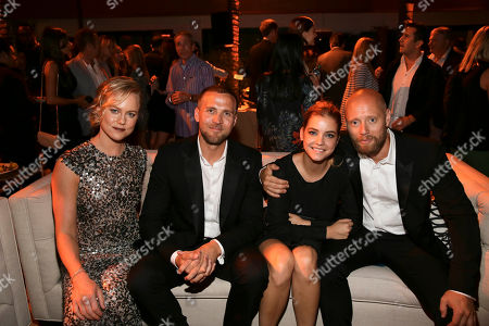 """Editorial picture of LA Premiere Of """"Hercules"""" - After Party, Los Angeles, USA"""
