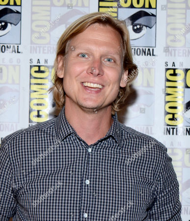 """Phil Klemmer attends the """"Legends of Tomorrow"""" press line on day 3 of Comic-Con International, in San Diego"""