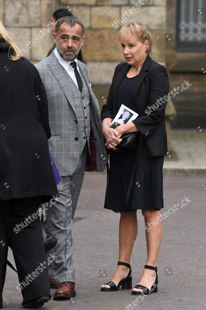 Sally Dynevor and Michael Le Vell
