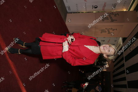 Sue Naegle arrives at THR's celebration of power 100 women in entertainment breakfast on in Beverly Hills, Calif