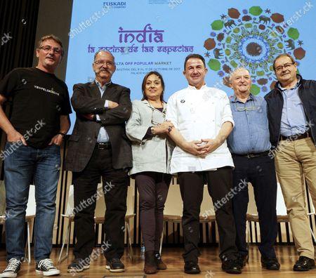 Editorial photo of 19th San Sebastian Gastronomika Congress, Spain - 06 Oct 2017