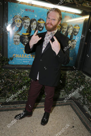 Stock Photo of Henry Zebrowski seen at Netflix Presents: The Characters, in Los Angeles, CA