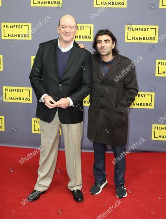 John Carroll Lynch and Fatih Akin