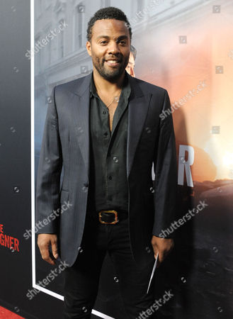 Editorial image of 'The Foreigner' film premiere, Arrivals, Los Angeles, USA - 05 Oct 2017