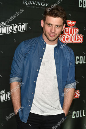 Editorial image of New York Comic Con's 'Heroes After Dark' party, Arrivals, New York, USA - 06 Oct 2017