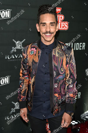 Stock Picture of Ray Santiago