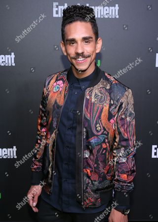 Editorial image of Hulu and Entertainment Weekly New York Comic Con party, Arrivals, New York, USA - 06 Oct 2017