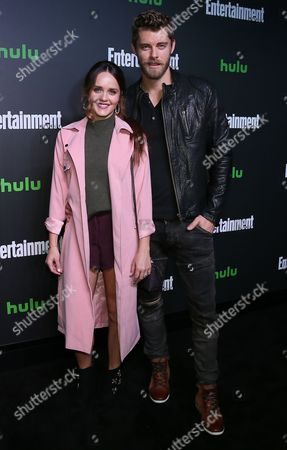 Editorial picture of Hulu and Entertainment Weekly New York Comic Con party, Arrivals, New York, USA - 06 Oct 2017