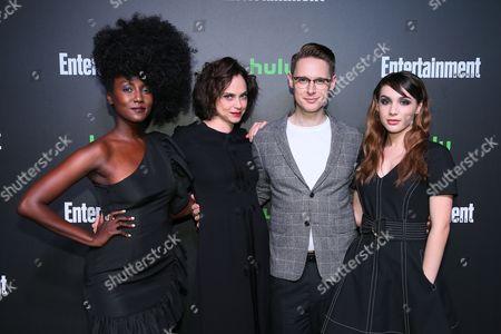 Stock Picture of Jade Eshete, Fiona Dourif, Samuel Barnett and Hannah Marks