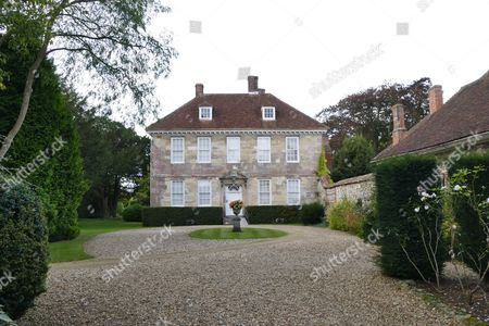 Stock Photo of Arundells the former home of Prime Minister Edward Heath