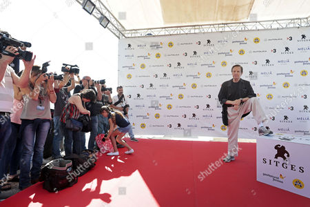 Editorial image of 50th Sitges Film Festival, Sitges (Barcelona), Spain - 06 Oct 2017