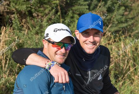Mark Boucher and Kevin Petersen