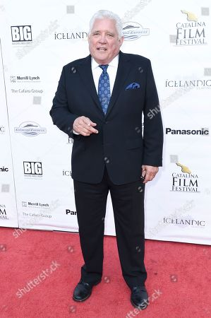 Stock Picture of G. W. Bailey attends the 2017 Catalina Film Festival at Catalina Casino, in Avalon, Calif