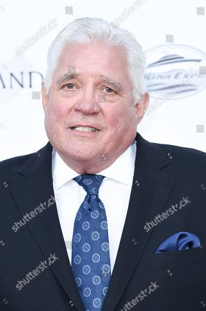 G. W. Bailey attends the 2017 Catalina Film Festival at Catalina Casino, in Avalon, Calif